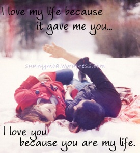 U're My Life..!